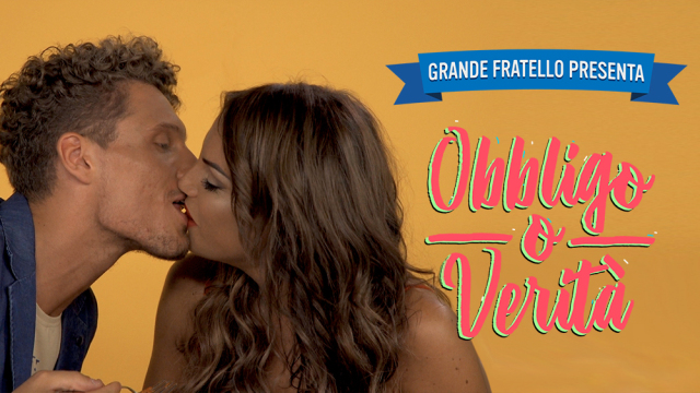 Francesca De André e Gennaro pazzi d'amore a 'Obbligo o Verità'