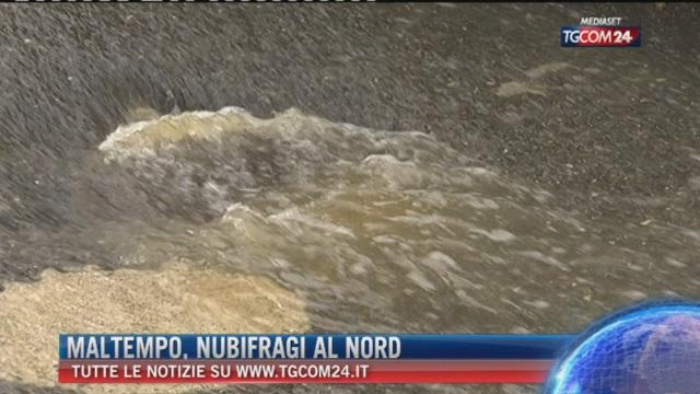 Breaking News delle ore 12.00: Maltempo, nubifragi al Nord