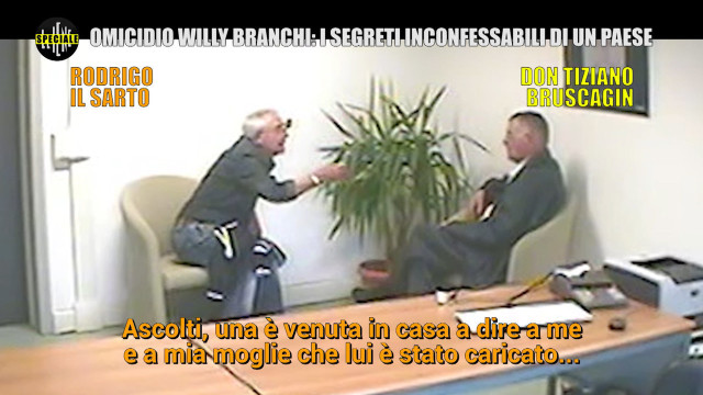 MONTELEONE: Speciale Willy Branchi/4, le intercettazioni e le due piste: droga o sesso?