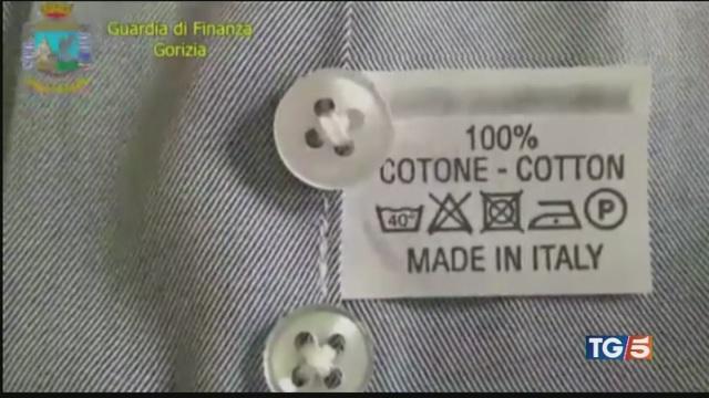 Prodotti Made in Italy? Ma erano solo tarocchi