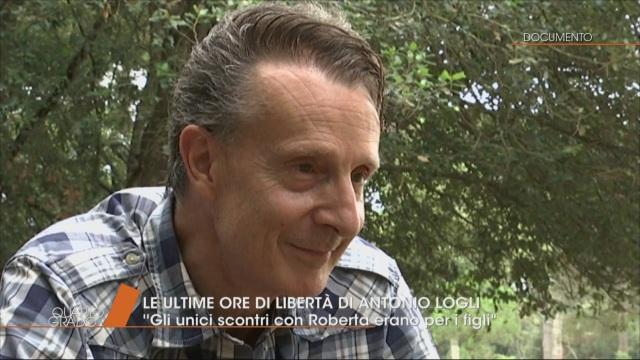 Le ultime ore di libertà per Antonio Logli