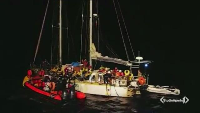 Lampedusa isola aperta